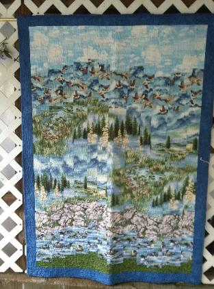 Aspen Forest Bargello - Quilts for Sale at The Fabric Garden